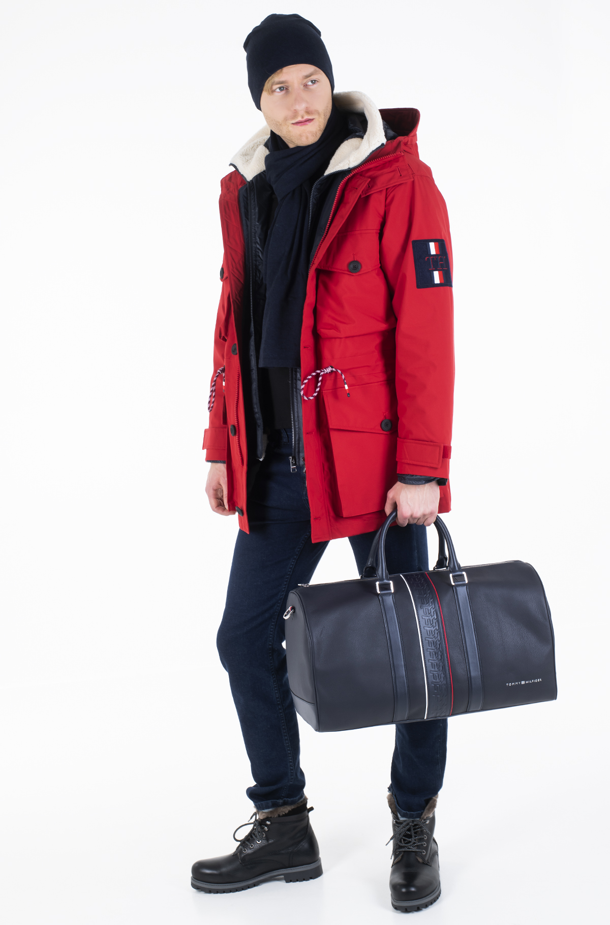 Luxury items from Tommy Hilfiger-123