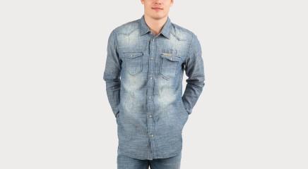 Pepe Jeans Рубашка Seaton