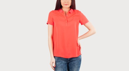 Tommy Hilfiger Polo Polo Blouse