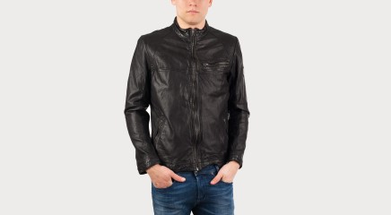 Mustang Leather jacket Norman