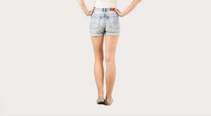 Tommy Hilfiger Lühikesed püksid Aphrodite short CARUS