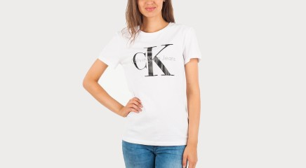 Calvin Klein T-särk Shrunken