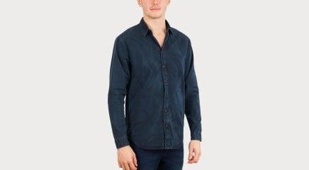 Calvin Klein Marškinėliai ilgomis rankovėmis Rocco Crain