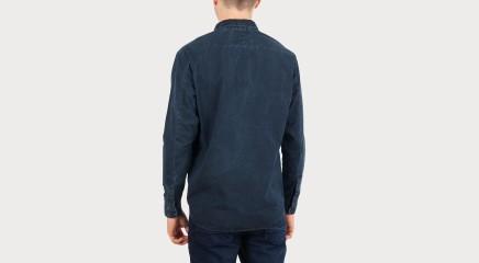 Calvin Klein Krekls ar garām piedurknēm Rocco Crain
