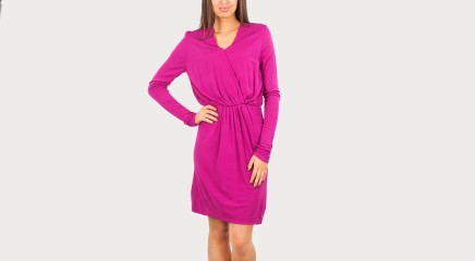 Tommy Hilfiger Платье Jahia V-NK Wrap Dress