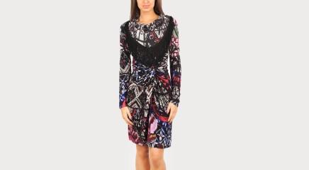 Desigual Kleit Maler