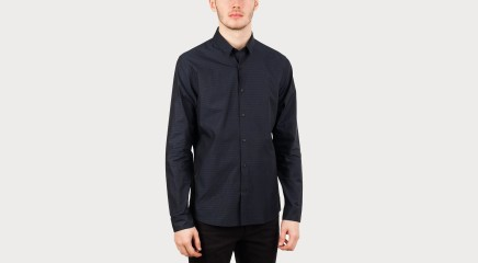 Calvin Klein Marškiniai Edwin shirt l/s