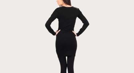 Guess Kootud kleit W53K64