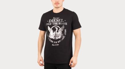 Diesel T-särk Dresy