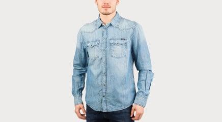 Pepe Jeans Džinsu krekls Carson