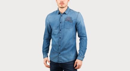 Guess Denim shirt  M54H36