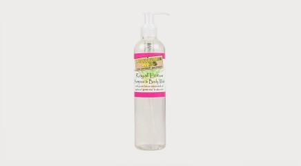 Lemongrass House Laste šampoon Royal Lotus 260ml