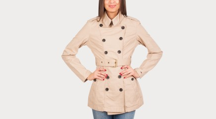 Tommy Hilfiger Mantel Cotton trench 29