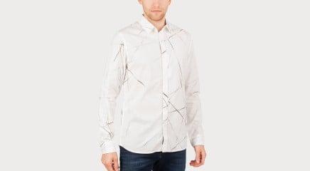 Calvin Klein Shirt Elver 2 aop