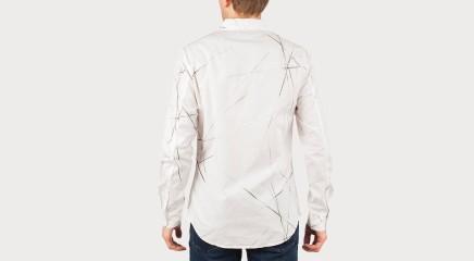 Calvin Klein Рубашка Elver 2 aop