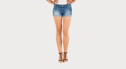Tommy Hilfiger Lühikesed teksapüksid Fitted 5-pocket short BODST