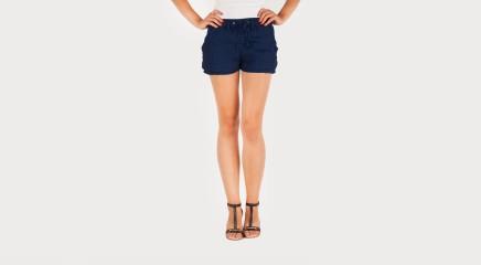 Pepe Jeans Lühikesed püksid Mia