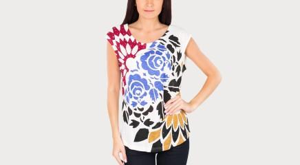 Desigual T-krekls Dina