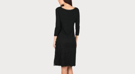 Guess Kootud kleit W62K20