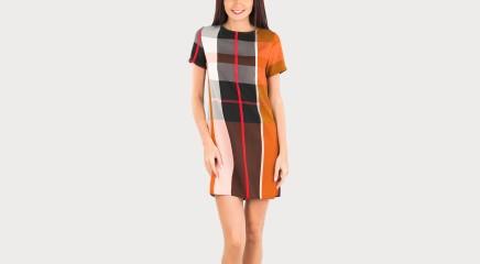 Glamorous Dress 4597B