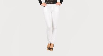 Calvin Klein Džinsi Mid Rise Skinny INWHST