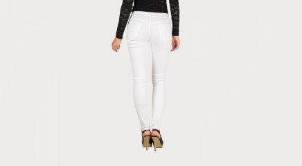 Calvin Klein Jeans Mid Rise Skinny INWHST