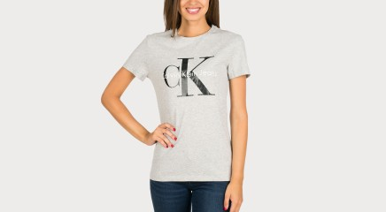 Calvin Klein T-särk Shrunken True Icon