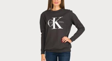 Calvin Klein Dressipluus Crew Neck Hwk True Icon