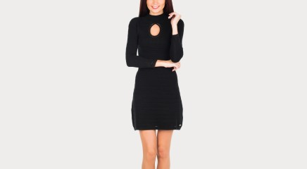 Guess Kootud kleit W63K20