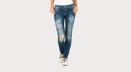 Pepe Jeans Jeans Scribble