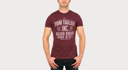 Tom Tailor Marškinėliai 1033921