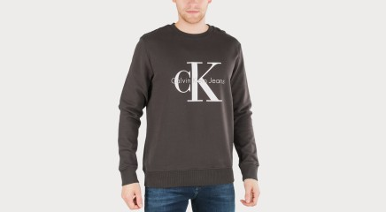 Calvin Klein Dressipluus Crewneck Hwk True Icon
