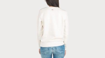 Calvin Klein спортивный свитер Joti Bonded Logo Cn