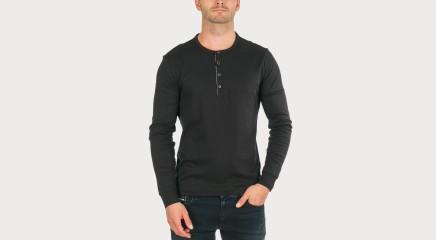 Pierre Cardin T-krekls ar garām piedurknēm  53306-62305