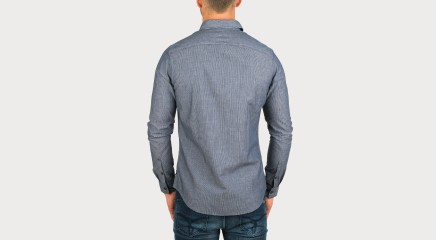 Calvin Klein Krekls Watler Micro Stripe