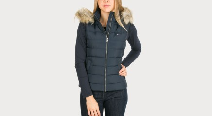 Tommy Hilfiger Sulevest Thdw Basic Down 1
