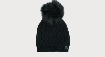 Calvin Klein Müts Victoria Pom Pom