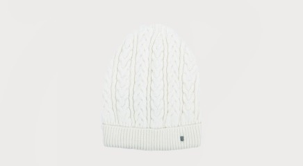 Tommy Hilfiger Müts Luca Cable Slouchy