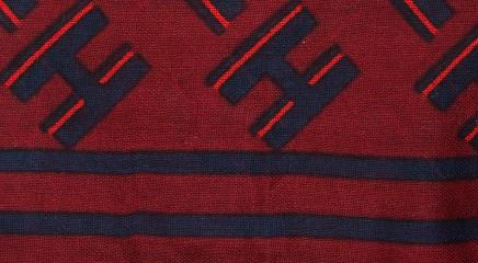Tommy Hilfiger Sall TH Logo PRT Scarf