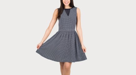 Tommy Hilfiger Kleit THDW Print Dress