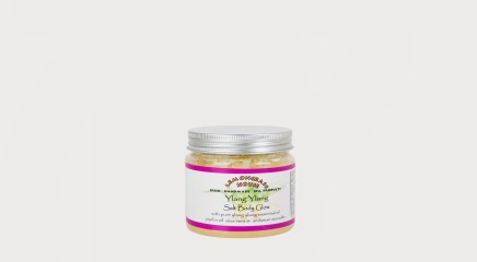 Lemongrass House Kehakoorija Body Scrub Ylang Ylang (Salt Grow) 200g
