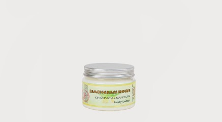 Lemongrass House Kehakreem Body Butter Mandarin & Champaca 150g