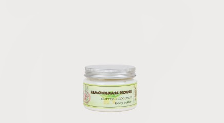 Lemongrass House Kehakreem Body Butter Coconut & Coffee 150g