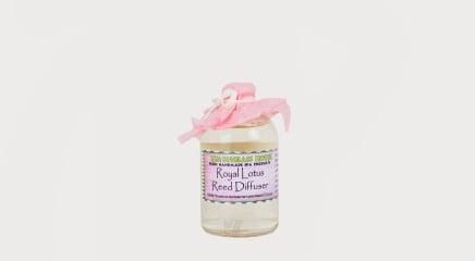 Lemongrass House Kodulõhnastaja Reed Oil Diffuser Royal Lotus 120ml