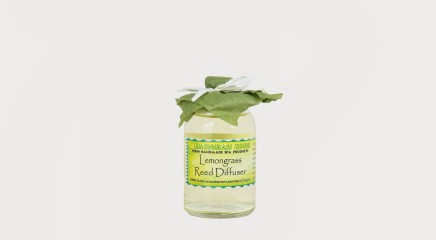 Lemongrass House Kodulõhnastaja Reed Oil Diffuser Lemongrass 120ml