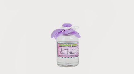 Lemongrass House Kodulõhnastaja Reed Oil Diffuser Lavender 120ml