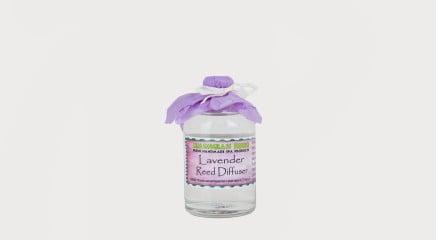 Lemongrass House Kodulõhnastaja Reed Oil Diffuser Lavender 120ml