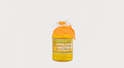 Lemongrass House Kodulõhnastaja Reed Oil Diffuser Mandarin 120ml