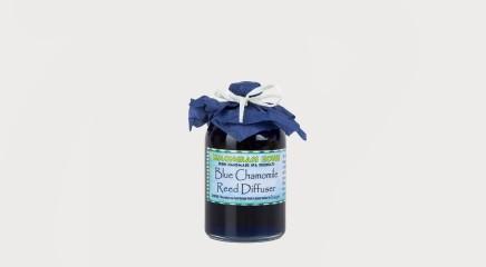 Lemongrass House Kodulõhnastaja Reed Oil Diffuser Blue Chamomile 120ml