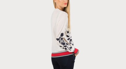Tommy Hilfiger Kardigan Jira Embroidered